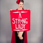 Strong Lady